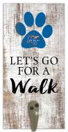 Middle Tennessee State Blue Raiders Leash Holder Sign