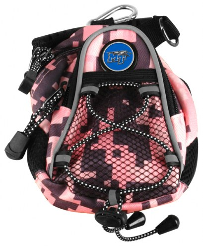 Middle Tennessee State Blue Raiders Pink Digi Camo Mini Day Pack