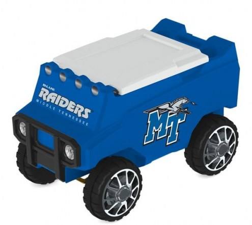 Middle Tennessee State Blue Raiders Remote Control Rover Cooler