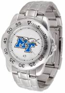 Middle Tennessee State Blue Raiders Sport Steel Men's Watch