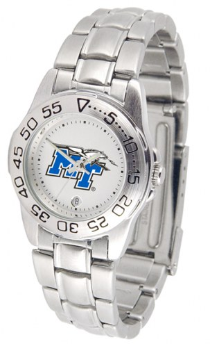 Middle Tennessee State Blue Raiders Sport Steel Women's Watch