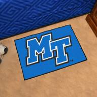 Middle Tennessee State Blue Raiders Starter Rug