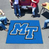 Middle Tennessee State Blue Raiders Tailgate Mat