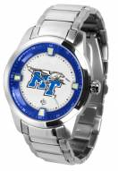 Middle Tennessee State Blue Raiders Titan Steel Men's Watch