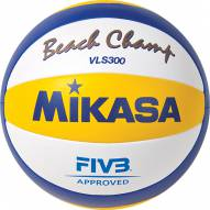 Mikasa FIVB Official Outdoor Game Beach Volleyball - Yellow / White / Blue