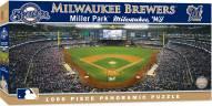 Milwaukee Brewers 1000 Piece Panoramic Puzzle