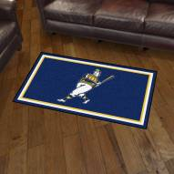 Milwaukee Brewers 3' x 5' Area Rug