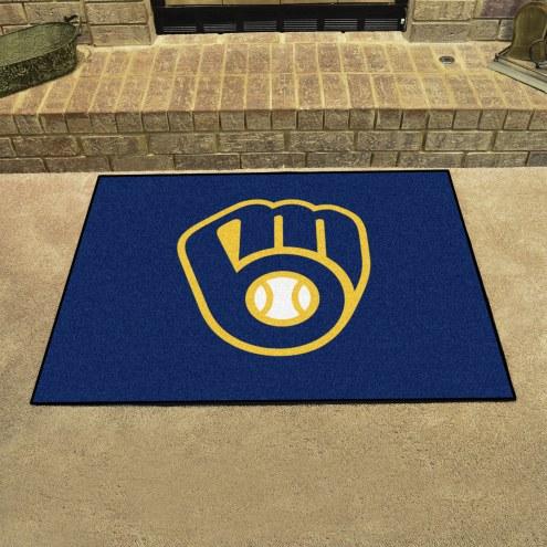 Milwaukee Brewers All-Star Mat
