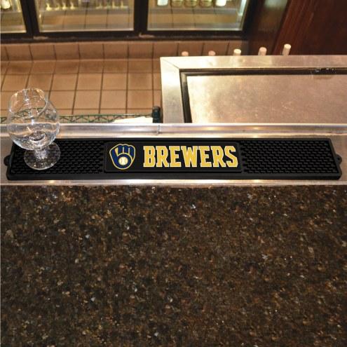 Milwaukee Brewers Bar Mat