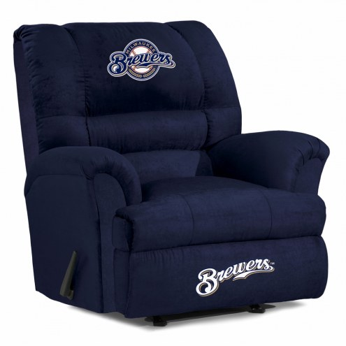 Milwaukee Brewers Big Daddy Recliner