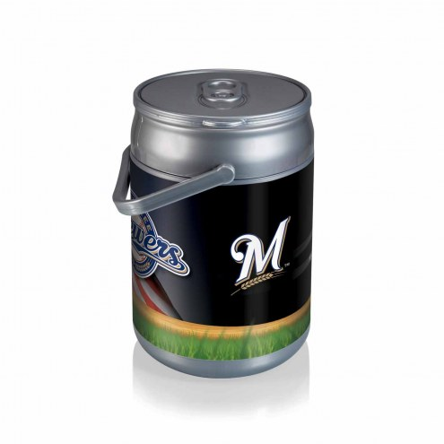 Milwaukee Brewers Can Cooler