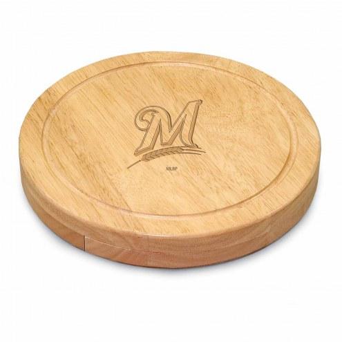 Milwaukee Brewers Circo Cutting Board