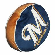 Milwaukee Brewers Cloud Travel Pillow