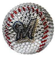Milwaukee Brewers Swarovski Crystal Baseball