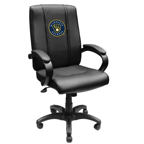 Milwaukee Brewers XZipit Office Chair 1000