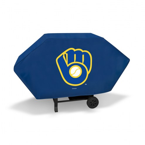 Milwaukee Brewers Executive Grill Cover