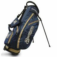Milwaukee Brewers Fairway Golf Carry Bag