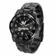 Milwaukee Brewers FantomSport Men's Watch