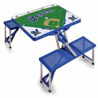 Milwaukee Brewers Folding Picnic Table