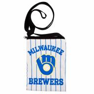 Milwaukee Brewers Game Day Pouch