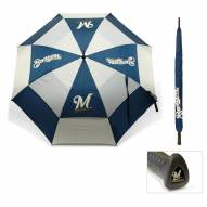 Milwaukee Brewers Golf Umbrella