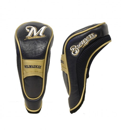 Milwaukee Brewers Hybrid Golf Head Cover