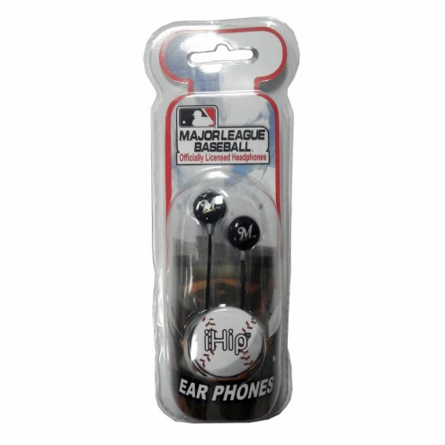 Milwaukee Brewers iHip Earbuds