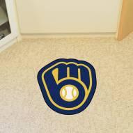 Milwaukee Brewers Mascot Mat