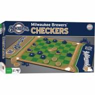 Milwaukee Brewers Checkers