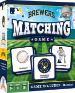 Milwaukee Brewers Matching Game