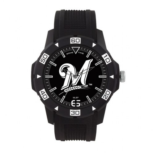 Milwaukee Brewers Men's Automatic Watch