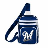Milwaukee Brewers Mini Cross Sling Bag