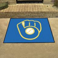 Milwaukee Brewers MLB All-Star Mat