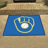 Milwaukee Brewers MLB All-Star Mat