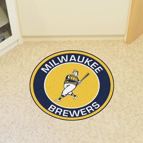 Milwaukee Brewers Roundel Mat