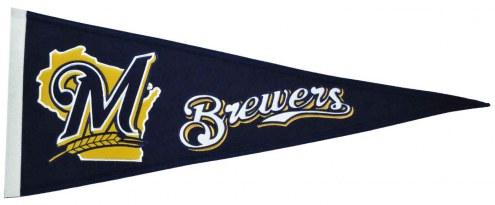 Winning Streak Milwaukee Brewers Major League Baseball Traditions Pennant