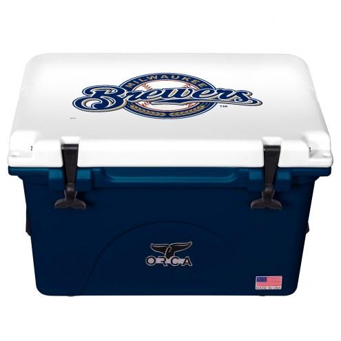 Milwaukee Brewers ORCA 40 Quart Cooler