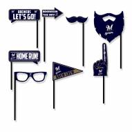 Milwaukee Brewers Party Props Selfie Kit