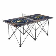 Milwaukee Brewers Pop Up 6' Ping Pong Table