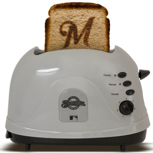 Milwaukee Brewers ProToast Toaster