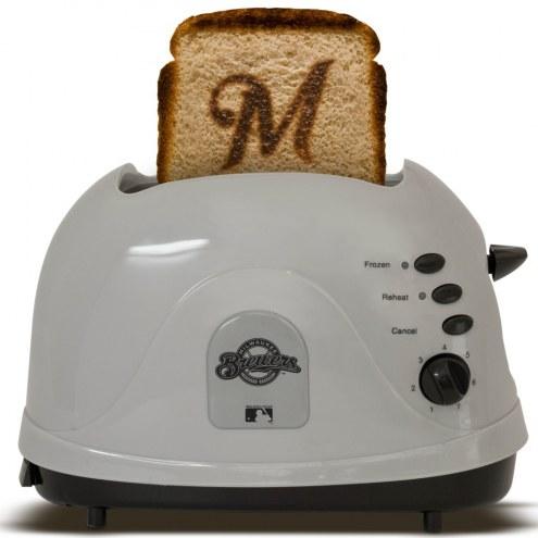 Milwaukee Brewers ProToast Toaster