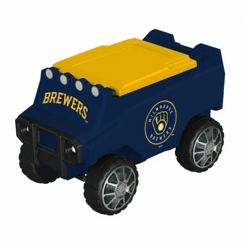 Milwaukee Brewers Remote Control Rover Cooler