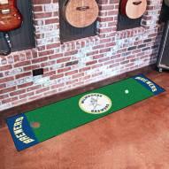 Milwaukee Brewers Golf Putting Green Mat