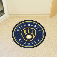 Milwaukee Brewers Rounded Mat
