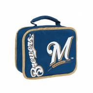 Milwaukee Brewers Sacked Lunch Box