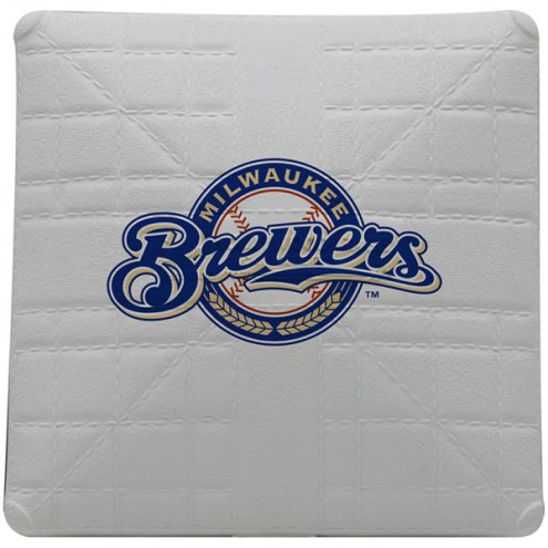 Milwaukee Brewers Schutt MLB Authentic Baseball Base