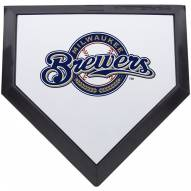 Milwaukee Brewers Schutt MLB Authentic Home Plate
