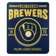 Milwaukee Brewers Southpaw Fleece Blanket