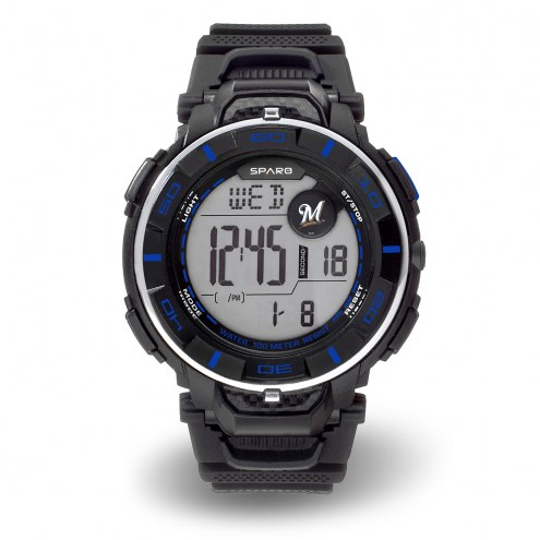 Milwaukee Brewers Sparo Men's Power Watch