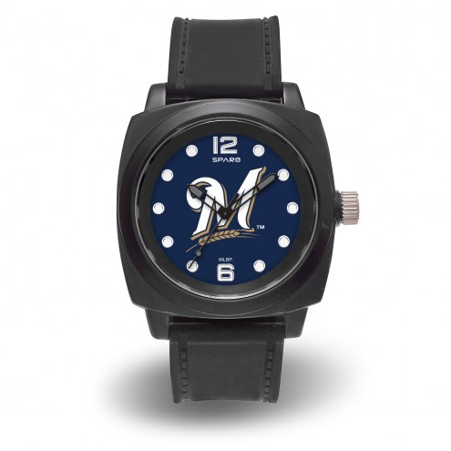 Milwaukee Brewers Sparo Men's Prompt Watch